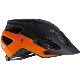BBB Kite BHE-29 Cykelhjelm, matte black/orange